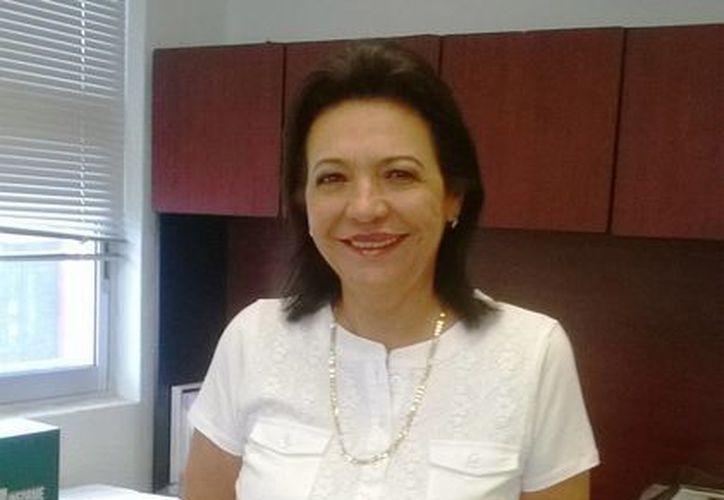 La diputada Sofía Castro Romero considera que el nuevo periodo de sesiones del Congreso será breve, pero intenso. (SIPSE)