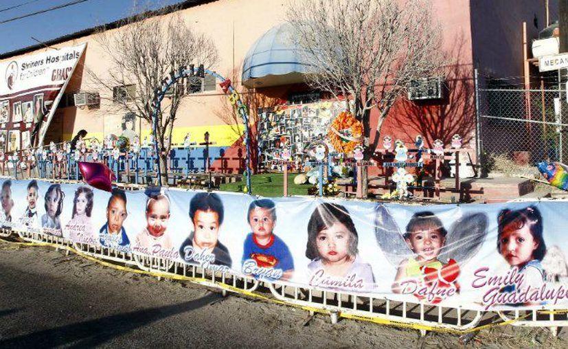 En el siniestro otros 24 niños resultaron con quemaduras y 91 más con afectaciones diversas. (López Dóriga Digital)