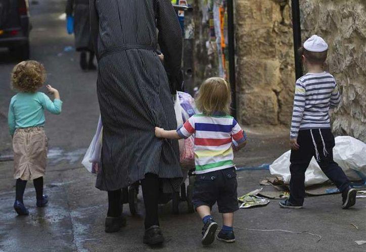 Según el Centro Nacional de Estadística, en 2065 habrá en Israel 20 millones de habitantes. (Foto: Contexto/Internet)