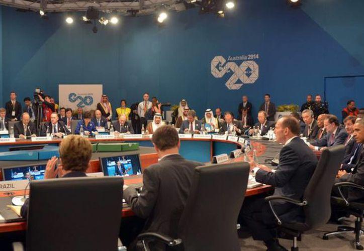 El G-20 prometió la creación del Núcleo Global de Infraestructuras, que tendrá un mandato de cuatro años para mejorar la calidad de las inversiones en infraestructuras en todo el mundo. (Notimex)