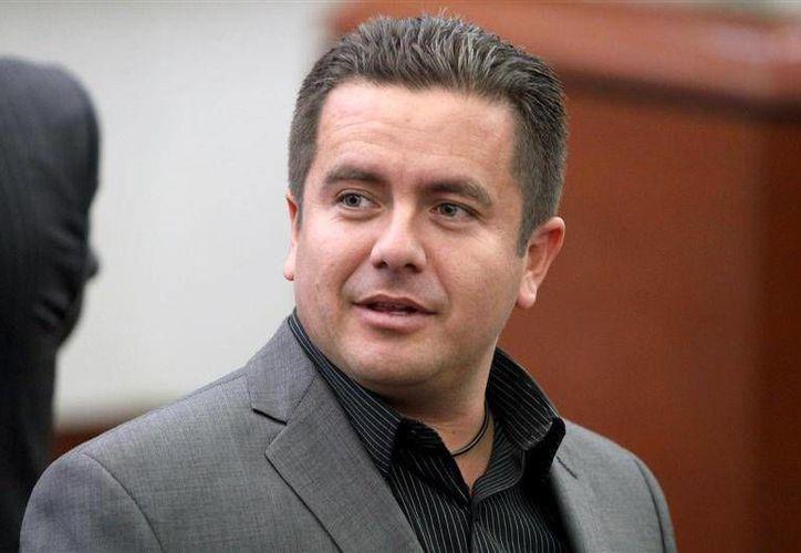 Manuel Aguilar Acuña, diputado local por el XIV Distrito con base en Tancanhuitz, ha sido involucrado en distintos hechos relacionados con el crimen organizado. (elheraldoslp.com.mx)