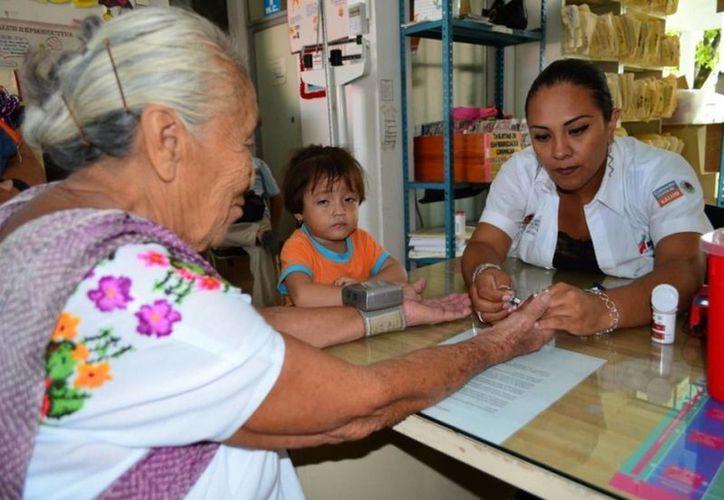 La Secretaría de Salud dio a conocer que las atenciones son gratuitas durante todo el año. (Miguel Ángel Ortiz/SIPSE)