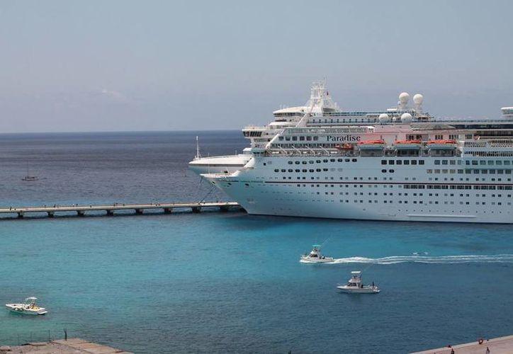 A las costas llegará el crucero Carnival Sunshine y Carnival Glory. (Redacción/SIPSE)