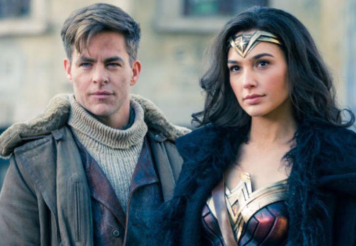 La historia de amor de la Wonder Woman será diferente a la de la primer película, con Steve. (Foto: Contexto)