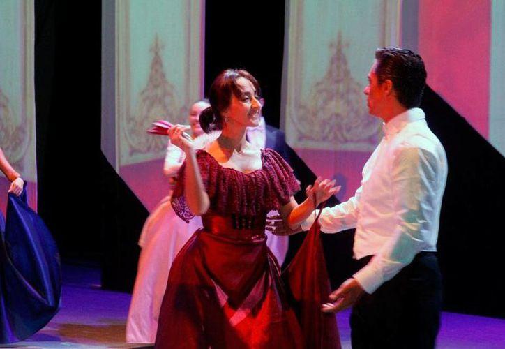 'Tho/El Mensajero', obra que incluye música de la Orquesta Típica Yucatán, engalanará el Otoño Cultural que arranca esta noche. (César González/SIPSE)