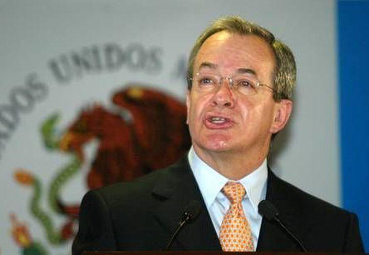 Monte Alejandro Rubido García fue nombrado el 15 de enero, secretario general del Cisen. (jornada.unam.mx)