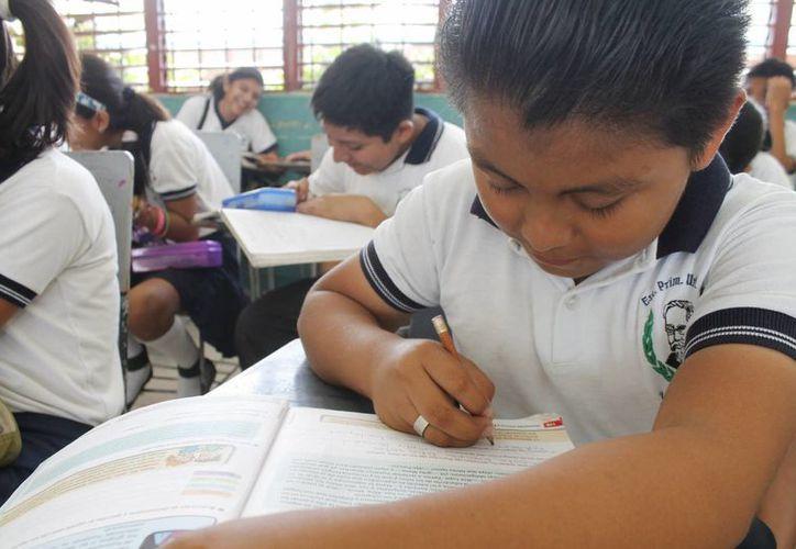 De las 372 escuelas del nivel Básico en Benito Juárez, 75 tuvieron clases este viernes. (Redacción/SIPSE)