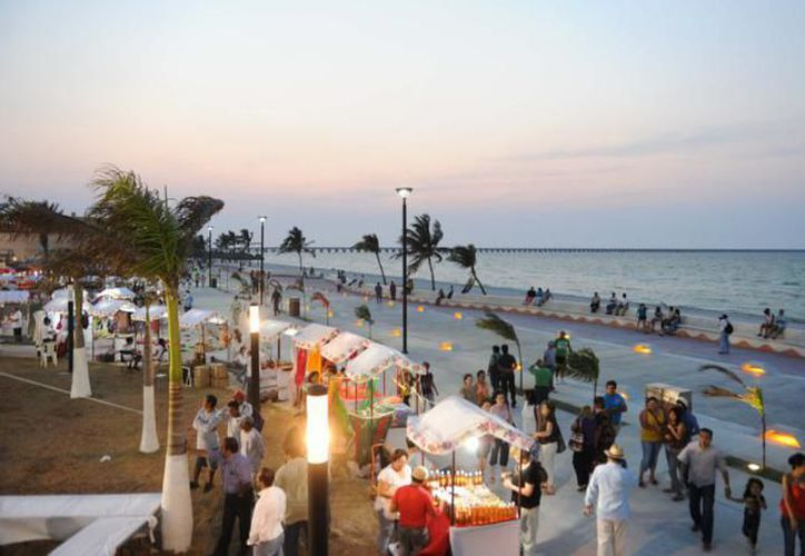 El proyecto sería un trampolín para poder detonar el destino de playa en Yucatán. (SIPSE)