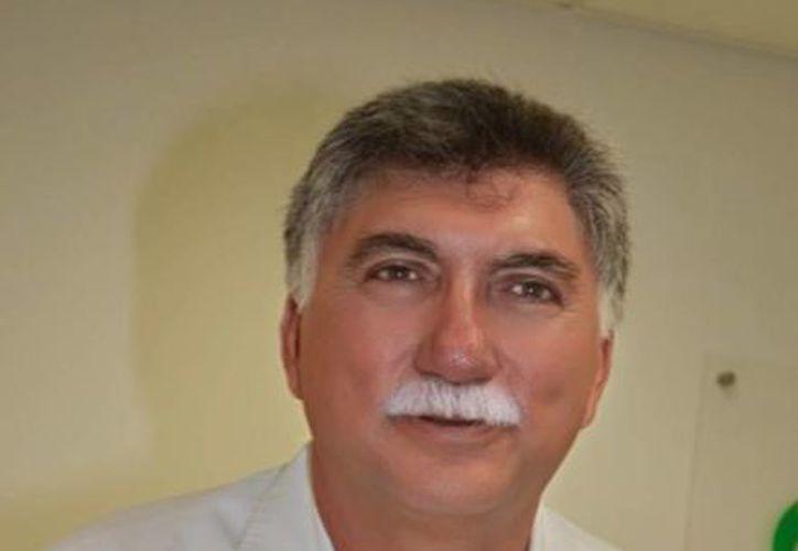 Juan Ortegón Pacheco, secretario estatal de Salud. (Redacción/SIPSE)