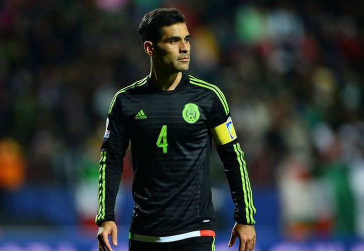 El zaguero Rafael Márquez, sabe que para estar en la lista de 23 jugadores de Juan Carlos Osorio debe estar limpio de todo problema. (Foto: Vanguardia MX)