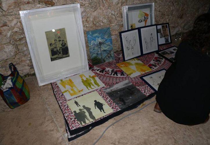El Bazar artístico se realizará el próximo jueves, de 5 de la tarde a 10 de la noche, en La Cúpula, ubicado en el Centro Histórico de Mérida.(Foto tomada de Facebook/Centro Cultural La Cúpula)