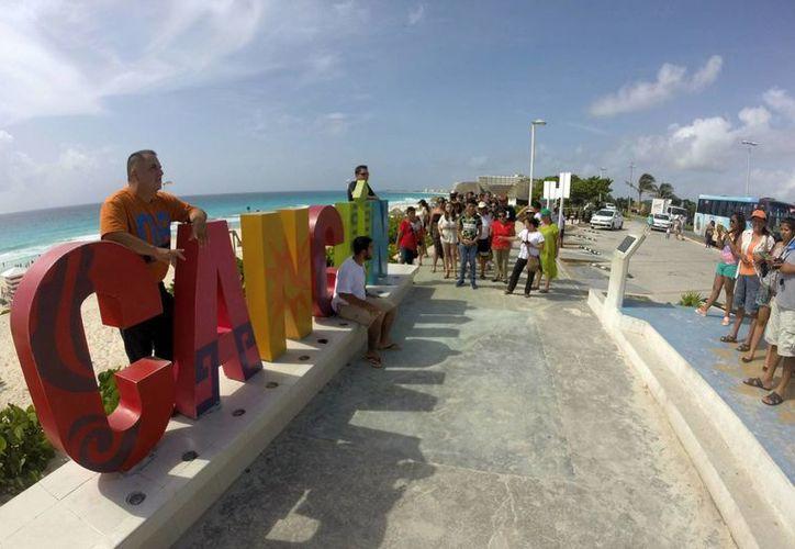 Los destinos de Quintana Roo son atractivos para turistas internacionales. (Luis Soto/SIPSE)