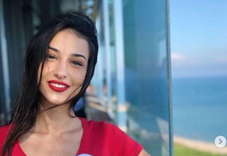 Opiniones diversas en redes sociales, por el caso de Chiara Bordi, una joven que desfilará sin una pierna, en la final del certamen Miss Italia. (Vanguardia MX)