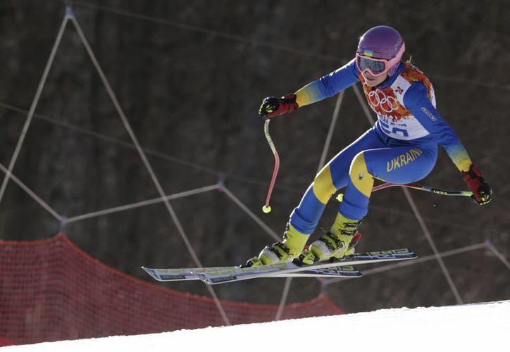 Matsotska, de 24 años, ya había competido en el supergigante femenino y el slalom gigante, y le restaba una prueba. (Agencias)