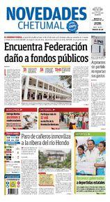 Encuentra Federación daño a fondos públicos