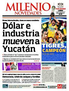 Dólar e industria mueven a Yucatán