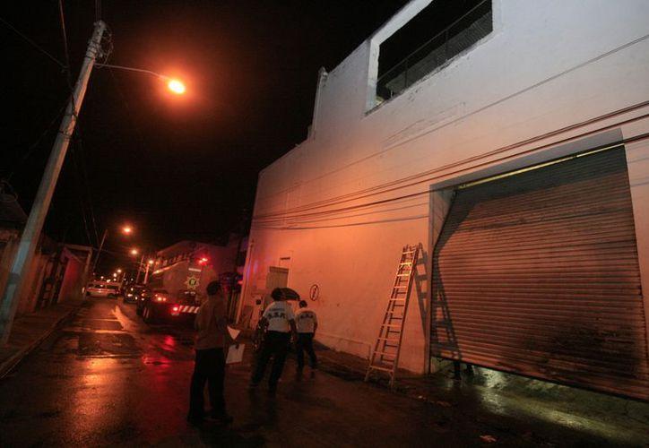 Del siniestro no hubo daños ni heridos. (Jorge Sosa/SIPSE)