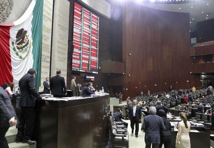 La Cámara de Diputados emitió la declaratoria de entrada en vigor del Códifo Nacional de Procedimientos Penales para 16 entidades federativas. (Notimex/Archivo)