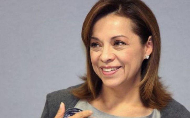 Josefina Vázquez Mota, presidenta honoraria de Juntos Podemos, asegura que esta agrupación no ha hecho nada ilegal. (columnatamaulipas.com)