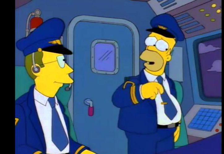 El actor que le da voz a Homero Simpson envió un mensaje a los pasajeros de un vuelo en Argentina. (Foto: Contexto)