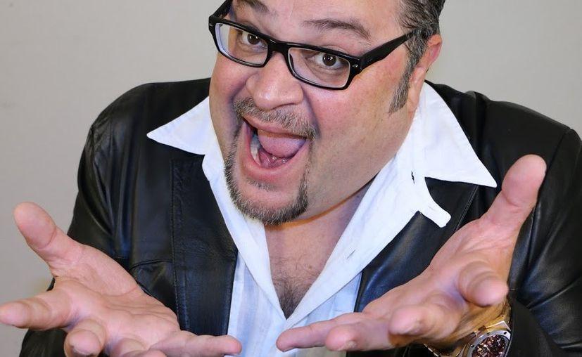 El comediante Eduardo Manzano, quien encabeza el Risatón. (Cortesía)