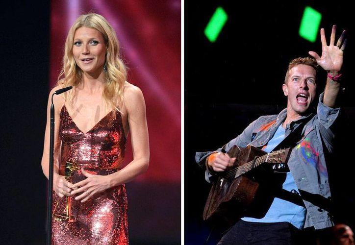 Gwyneth Paltrow y Chris Martin están oficialmente divorciados. (Efe/Archivo)