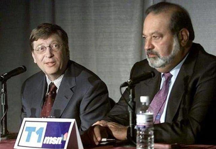 Bill Gates y Carlos Slim pretenden mejorar las condiciones de salud materno infantil en varios países. (Archivo Sipse)