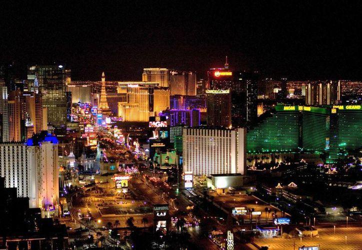 Las Vegas llena actualmente más habitaciones por noche en promedio que cualquier otro destino del país. (wikimedia.org)