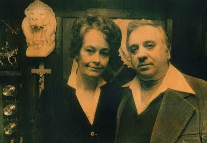 Ed y Lorraine Warren, un famoso matrimonio de 'cazafantasmas' que tuvo a sus predecesores en Yucatán. (Fotos: Jorge Moreno/Milenio Novedades)