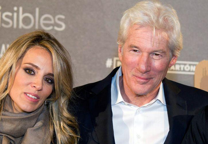 El actor Richard Gere, de 68 años, contraerá nupcias con la española Alejandra Silva, 34 años menor que él. (Foto: Vanity Fair)