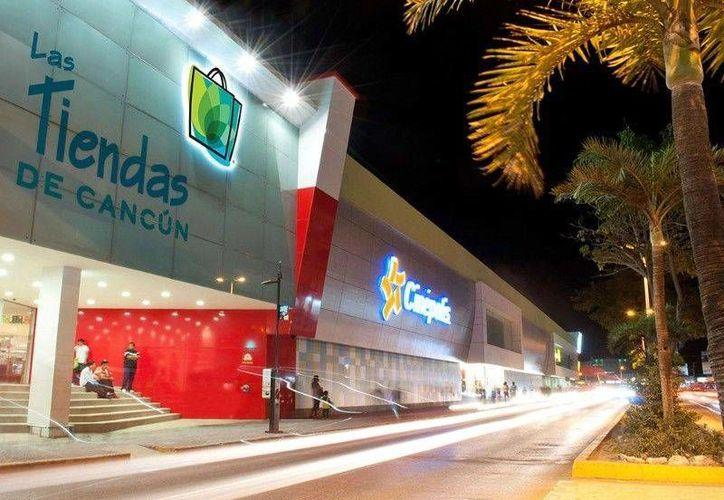Los hechos ocurrieron alrededor de las 19 horas cerca de la plaza Las Tiendas de Cancún. (Contexto/Internet)