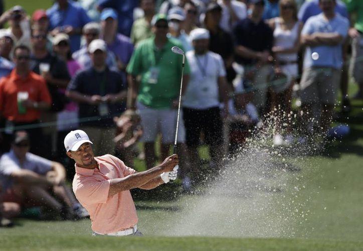 Hasta sus rivales perciben que vuelve el Tiger Woods de siempre. (Agencias)
