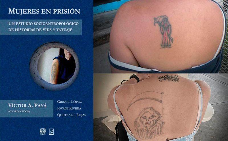 Tatuaje Alejandro df: mujeres presas buscan dar sentido a sus vidas con tatuajes