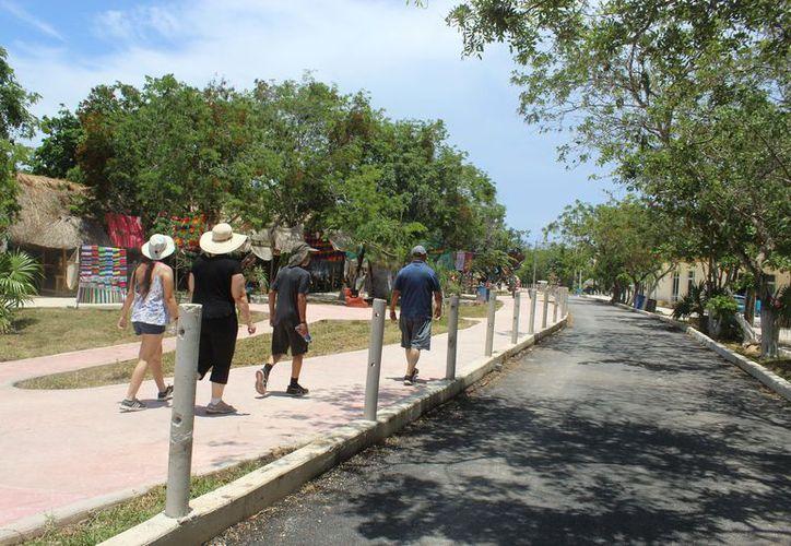 Obras Públicas sólo ejecutó la inversión en estos trabajos, el uso dependerá de otras áreas del municipio. (Foto: Redacción/SIPSE)