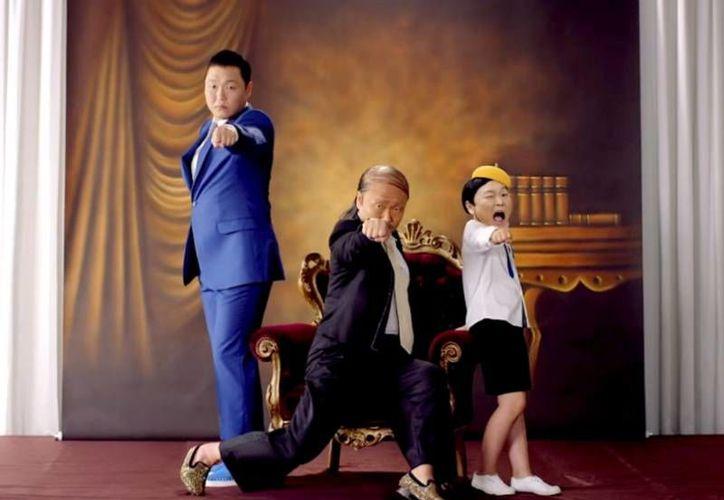 'Daddy' es el primer sencillo de la séptima producción de PSY y en su primer día de estreno en Youtube ha alcanzado cerca de 10 millones de reproducciones. (Captura de pantalla del video tomado de Youtube)