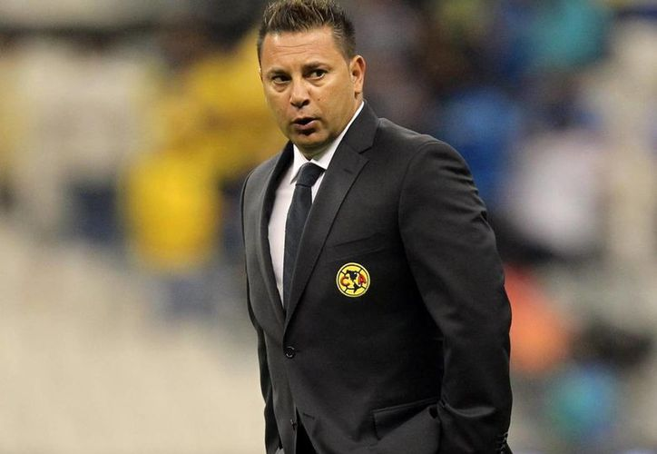 A la salida de Miguel Herrera, Antonio Mohamed tomó las riendas del América con premura, no tuvo partidos de pretemporada y el funcionamiento no ha sido óptimo. (Archivo Notimex)