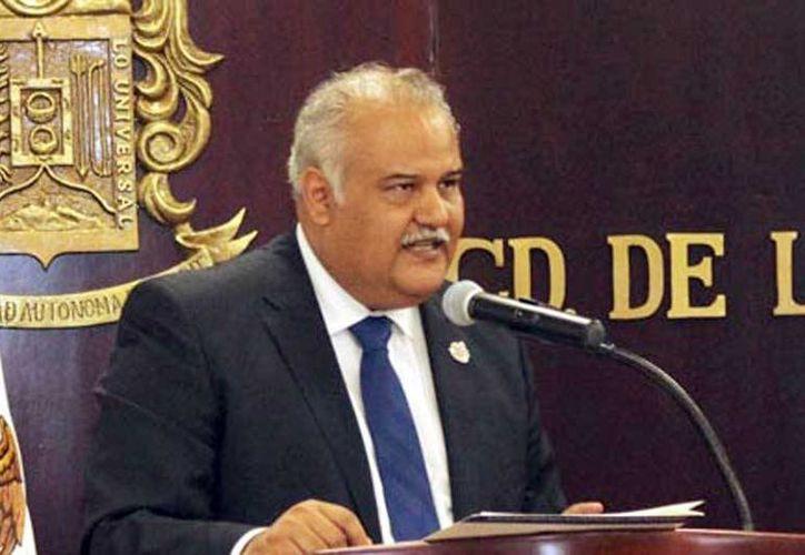 El ex rector de la UAN, Juan López Salazar, es acusado de peculado y uso indebido de funciones. (anuies.mx)