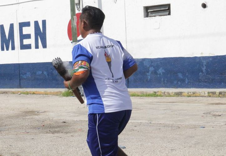 Llegarán antorchistas de los municipios de Campeche y Yucatán. (Octavio Martínez/SIPSE)