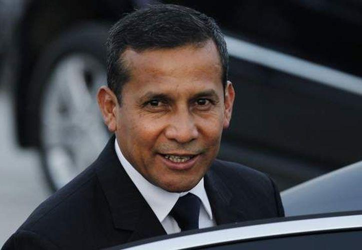 Ollanta Humala promulgó hoy una ley. (Archivo AP)