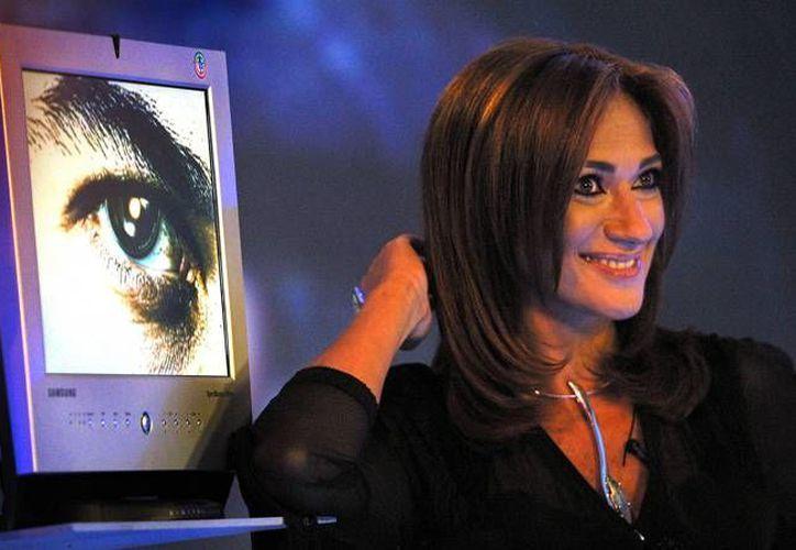 Adela Micha será la presentadora de la cuarta temporada de Big Brother, que arranca este 21 de septiembre, según anunció su productor Miguel Ángel Fox. (actitudfem.com)