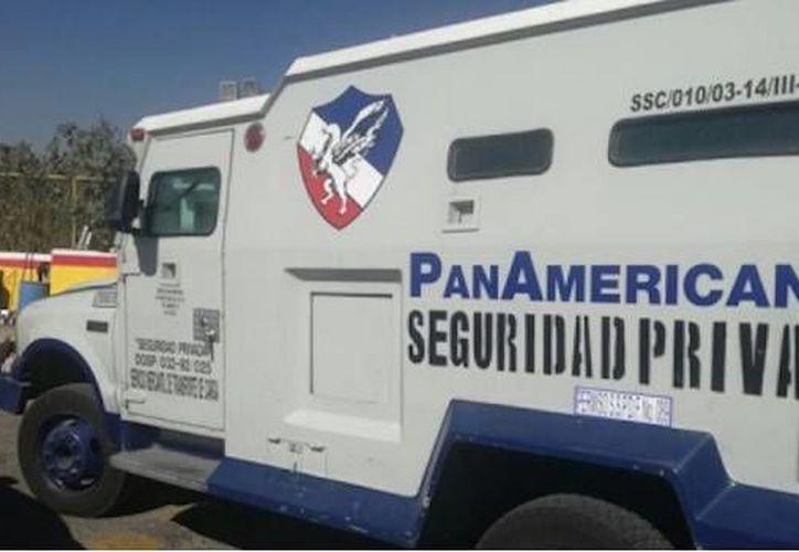 Los custodios responsables fueron presentados ante el agente del Ministerio Público en Ecatepec. (Foto: SDP Noticias)