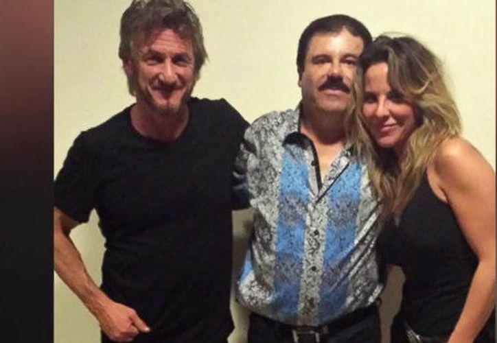 El gobierno investigó a Kate del Castillo por su relación con Joaquín 'El Chapo' Guzmán. (Internet)