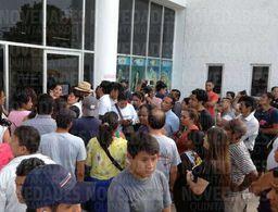 """Se """"enciende"""" la ciudadanía en la casilla especial de Chetumal"""