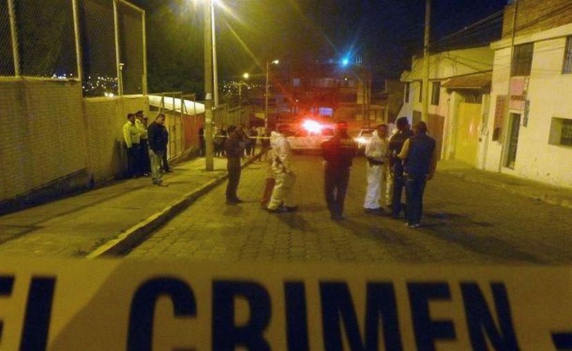 Los fallecidos y heridos estaban acusadas de intentar robar una camioneta.(Internet/Contexto)