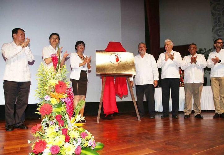 En Yucatán, se instaló el consejo directivo de la Federación para la Promoción del comercio con la República Popular de China. (Oficial)