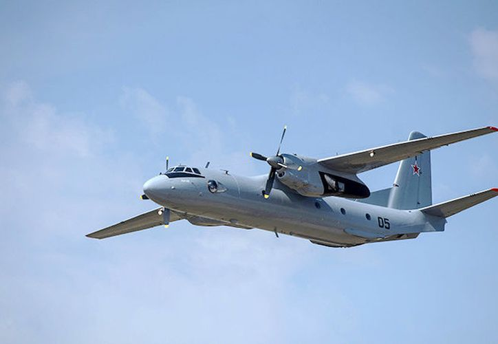 A bordo del aparato viajaban 26 pasajeros y seis miembros de la tripulación. (RT)
