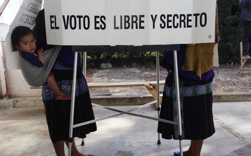 Las elecciones se reanudarán en cuanto haya condiciones. (Twitter)