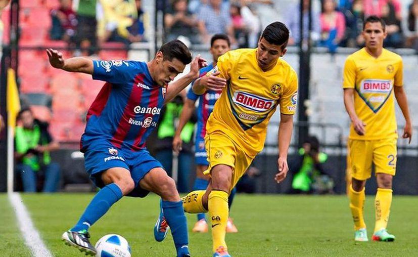 El partido América contra Atlante se disputará en el estadio Andrés Quintana Roo. (Mexsport).