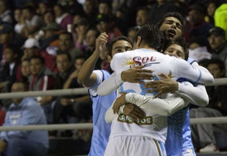 El juego del CF Merida contra el Irapuato terminó con tres expulsados, dos de ellos freseros. (SIPSE)
