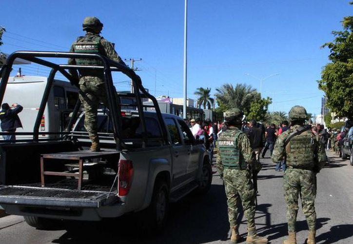 El gobierno de Coahuila destacó la participación del Ejército en la recuperación de la paz en la entidad. (Achivo/Notimex)